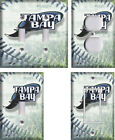MLB Tampa Bay Rays - Light Switch Covers Home Decor Outlet on Ebay