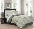 South Bay Printed Reversible Down Alternative Comforter Sets
