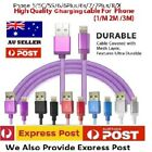 lPhone 6s Plus 5s 8 7 Plus Data Charger USB charging Cable Cord IOS10 IOS 9 AUS