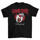 adult funny game - Game Over NES IT T-Shirt Unisex Funny Cotton Adult Pennywise Clown Stephen King