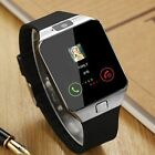 Внешний вид - Bluetooth Wrist Fitness Smart Watch GSM SIM Phone For Android Samsung iOS Camera