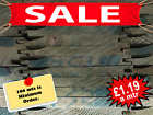 LIMITED STOCK SHED SHIPLAP TIMBER CLADDING Only 99p Tanalised 100m minimum order