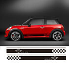 Sticker Limited Edition Graphic Stripe Side Door Decal for Mini Cooper S 2-Door
