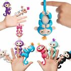Full Function Finger Monkey clings Kids Xmas Gift Creative Toy Electronic Pet