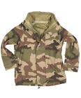 French Army Issue Jacket CCE GoreTex MVP Coat Parka USED S M L XL