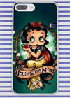 Betty Boop Snow White Cartoon Hard Cover Case For iPhone 10 Galaxy Huawei New $9.85 USD