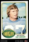 1976 Topps #95 Gary Garrison Chargers VG/EX $1.3 USD