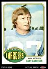 1976 Topps #95 Gary Garrison Chargers NM $4.75 USD