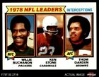 1979 Topps #5 Willie Buchanon / Ken Stone / Thom Packers / Cardinals / Browns NM $1.7 USD on eBay