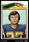 1977 Topps #475 Gary Garrison Chargers EX/MT $0.99 USD