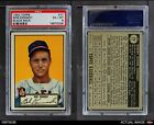 1952 Topps #77 Bob Kennedy Indians PSA 6 - EX/MT