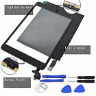 LCD + Touch Screen Digitizer Replacement For Apple iPad 2 / Air mini 1 2 3 4 Lot