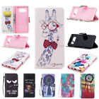 New Wallet Leather Case Flip Stand Phone Case Cover For Samsung Galaxy Note 8 J7