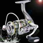 Spinning Fishing Reel Left/Right Hand Bass Gear Metal Fishing Tackle Reels 5.5:1
