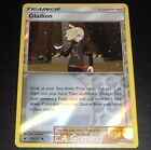 Gladion 95/111 SM Crimson Invasion REVERSE HOLO Pokemon Card NEAR MINT