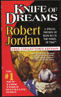 Fiction PB: KINFE OF DREAMS by Robert Jordan. 2005.  Special Promotional Preview