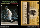 1971 O-Pee-Chee #358 Danny Cater Yankees EX/MT