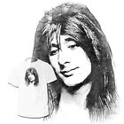 Steve Perry Drawing T shirt Journey
