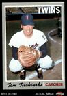 1970 Topps #379 Tom Tischinski Twins NM