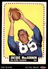 1964 Topps #167 Jacque MacKinnon Chargers VG/EX $17.0 USD