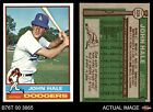 1976 Topps #228 Dodgers NM MT