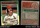 #649 Jack Heidemann Cardinals NM
