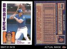 1984 Topps #150 Dale Murphy Braves NM MT