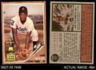 1962 Topps #427 Jake Wood Tigers VG/EX