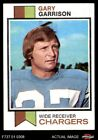1973 Topps #375 Gary Garrison Chargers NM $3.5 USD on eBay