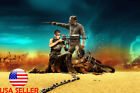 "Mad Max Fury Road Movie 36"" x 24"" Large Wall Poster Print Fan Art Decor"