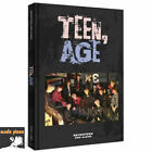 SEVENTEEN 2ND ALBUM  [ TEEN, AGE ] PHOTOCARD+PHOTO STAND+FOLDING POSTER ON PACK