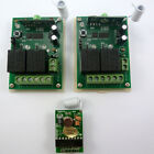 Arduino PT2262 ransmitter Module Control 2 PCS 2 CH Relay Receiver Relay Switch