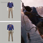 Custom Uncharted 4 A Thief's End Nathan Drake Shoulder Holster Cosplay Costumes
