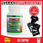 ASN |  DWGE | 60 Caps Prebiotic Digestive Wheat Germ Extract Digestive Enzymes