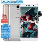DOOGEE Y6 MAX 3D 6.5'' 3GB+32GB Octa Core 4G Smartphone 16MP TOUCH ID 4300mAh UK