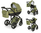 Neu Mirage 3in1 Kinderwagen Baby Pram Buggy Car Seat Poussette Travel System New