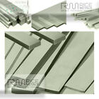"""Stainless Steel Flat Bar ALL SIZES- 1/2"""" 25mm 30mm 50mm 75mm 100mm X 3mm 6mm 8mm"""