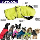 Ancol All Weather MuddyPaws Stormguard Dog Puppy Waterproof Harness Jacket Coat