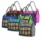 "Внешний вид - Showman SLOW FEED Durable Heavy Duty Cordura & Bar Top HAY BAG Tote 21""x6""x23"""