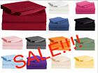 Persian Collection 1900 Count Sheet set Fitted Flat 16 Deep Pocket Wrinkle Free image
