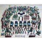 300-100Pcs Soldier Kit Action Figures Military Army Men Sand Scene Model Boy Toy