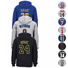 NBA Adidas Player Name & Number Jersey Pullover Fleece Hoodie Collection Men's on eBay
