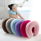 Memory Foam U Shaped Travel Pillow Head Rest Neck Support Cushion Christmas Gift