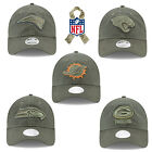 New Era Women's NFL Salute to Service Military Armed Forces 9TWENTY™ Team Cap