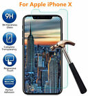3X 5X Premium Screen Protector Real Tempered Glass for iPhone X 10 8 7 6s 6 Plus