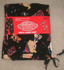 """NEW W/ DEFECTS MENS S """"RUDOLPH THE RED NOSE REINDEER"""" LOUNGE SLEEP PAJAMA PANT"""