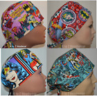 Power Girls Collection Traditional Unisex Surgical Scrub Hat Chemo Cap