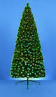 Premier Fibre Optic with Colour Changing LEDs Artificial Christmas Xmas Tree