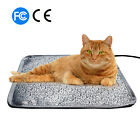 Pet Heating Mat Electric Pad Dog Cat Bed Warm Indoor Outdoor Heat Thermal Pillow