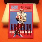 len dawson 2015 score - GRIDIRON HERITAGE #13 (RED) - kansas city chiefs